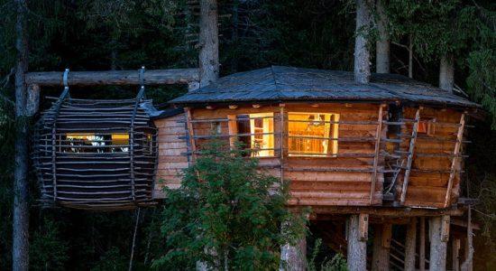 Camping Dolomity gdzie z dzieckiem