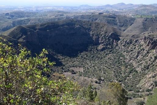 Caldera de Bandama Gran Canaria zwiedzanie atrakcje