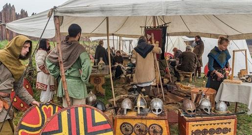 Centrum Słowian i Wikingów Wolin opinie cennik atrakcje rodzinne festiwal wikingów