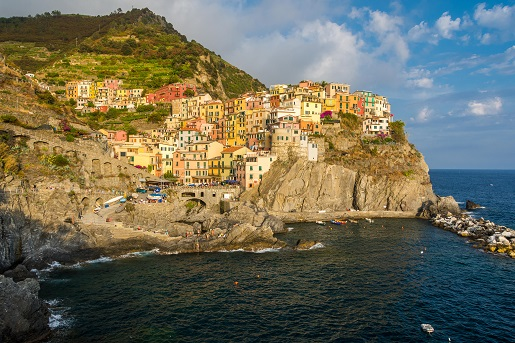 Cinque Terre, blisko kempingu Free Time, Włochy opinie