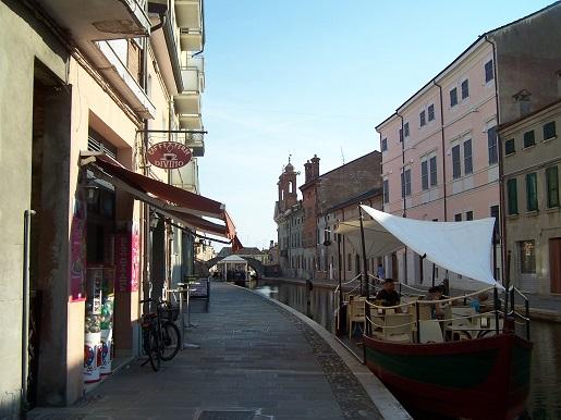 Commachio Włochy Wenecja atrakcje zwiedzanie z dzieckiem opinie