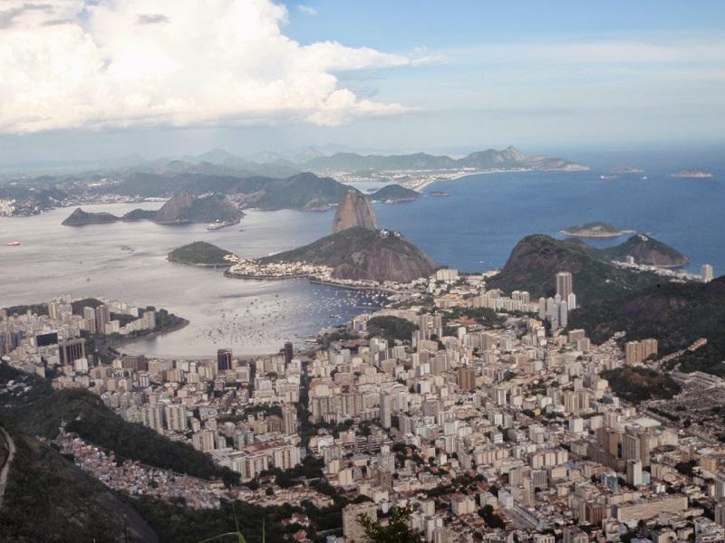 Corcovado Rio atrakcje