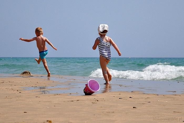 Costa de La Luz plaże opinie Andaluzja