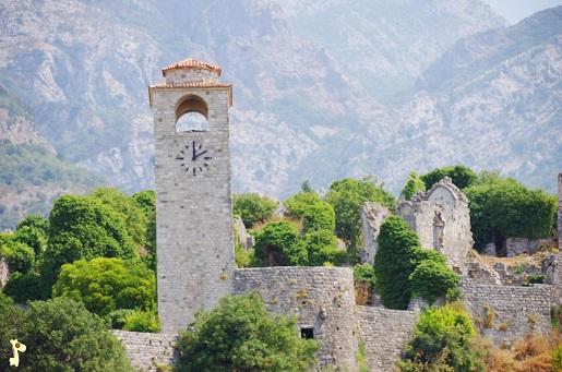 Czarnogóra Stari Bar Bałkany samochodem z dziećmi opinie