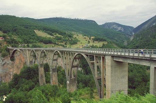Czarnogóra przełęcz Tary - samochodem przez Bałkany opinie z dziećmi