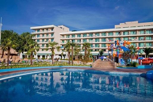 DIT Evrika Beach Club opinie basen hotele bulgaria dla dzieci