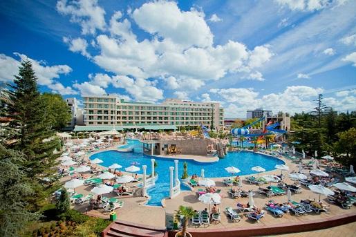 DIT Evrika Beach Club opinie basen hotele bulgaria rodziny z dziecmi