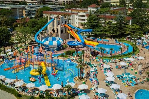 DIT Evrika Beach Club opinie basen hotele bulgaria