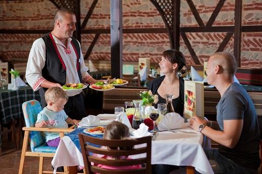 DIT Evrika Beach Club opinie restauracja hotele bulgaria