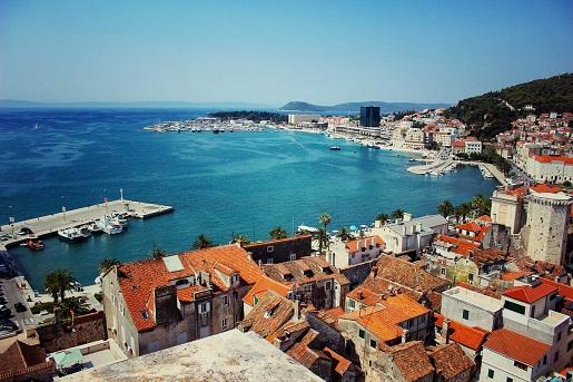 Chorwacja co warto zobaczyć miasto Split atrakcje opinie