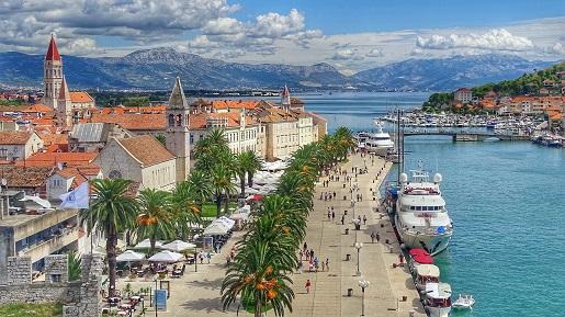 Trogir rodzinne atrakcje dla dzieci Chorwacja Dalmacja opinie