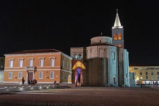 Zadar gdzie z dzieckiem atrakcje Dalmacja opinie