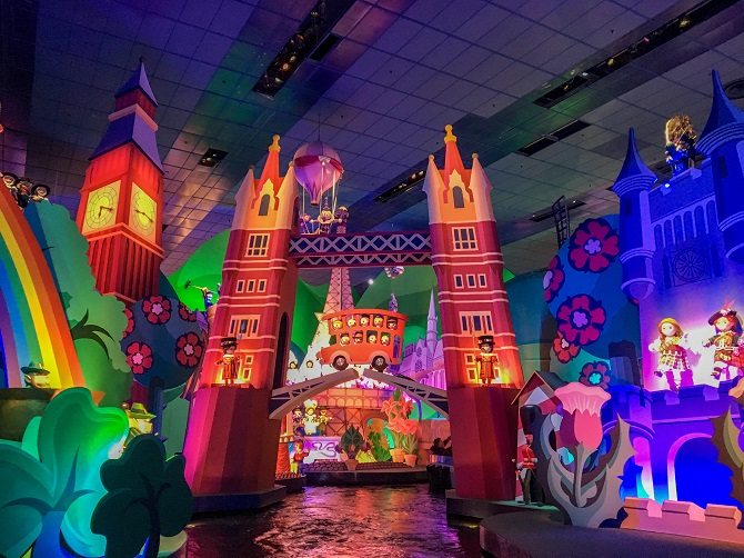 Disney Studios Paryż atrakcje opinie
