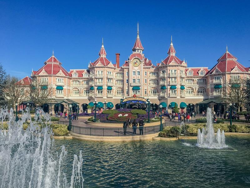 Disneyland Park Paryż opinie