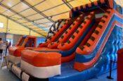 Dmuchany Park Rozrywki w Łebie atrakcje dla rodzin z dziećmi 6