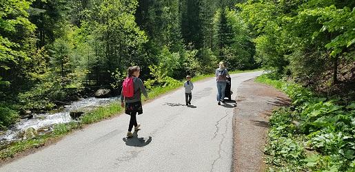 Dolina Białej Wisełki rodzinne atrakcje dla dzieci opinie