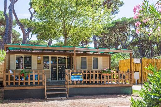 Domek Waikiki, kemping Park Albatros, Włochy - Vacansoleil Polska opinie