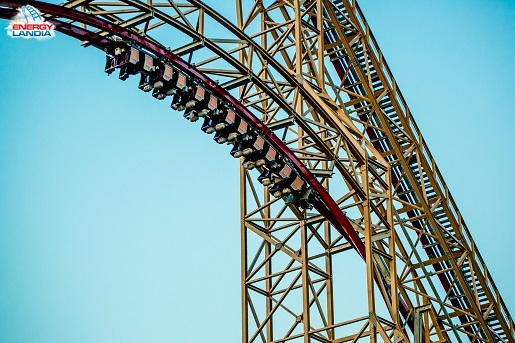 Drewniany rollercoaster Energylandia opinie Zadra otwarcie 2019