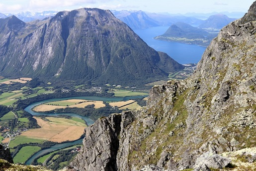 Droga atlantycka Norwegia opinie zwiedzanie wakacje samochodem kamperem