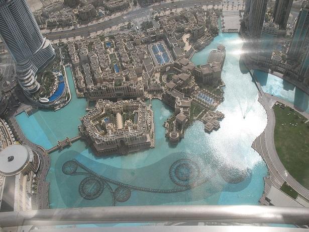 Tańczące Fontanny Dubaj opinie godziny pokazów