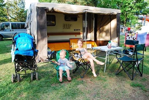 Eger camping z dziećmi Węgry opinie wakacje