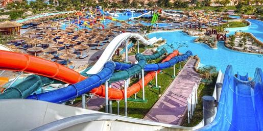 Aquapark hotel w Egipcie atrakcje dla dzieci opinie