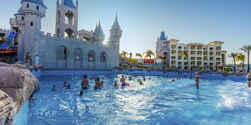 hotel z aquaparkiem w Egipcie dla dzieci opinie