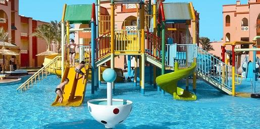 auqapark w hotelu egipt opinie dla dzieci
