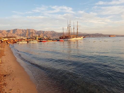 Ejlat opinie plaże atrakcje zwiedzanie -1