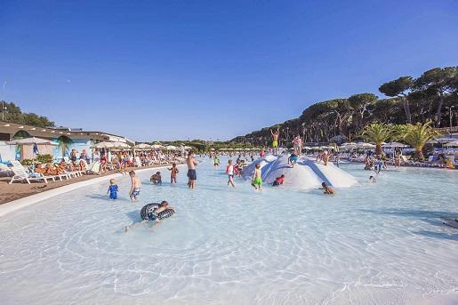 Fabulous wakacje tanio z dzieckiem z basenami Włochy