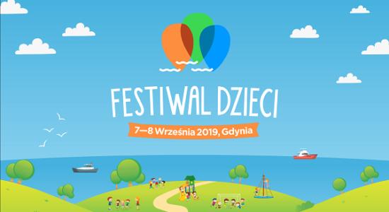 Festiwal Dzieci Gdynia 2019 progam atrakcje