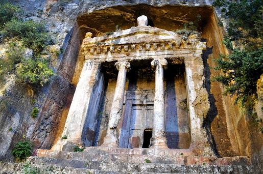 Fethiye Turcja samodzielne zwiedzanie atrakcje