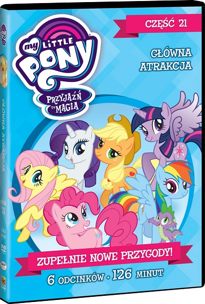 Film My Little Pony DVD część 21