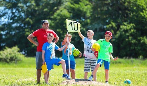 Footgolf Swarzewo Dzika Plaża opinie atrakcje piłkarski golf