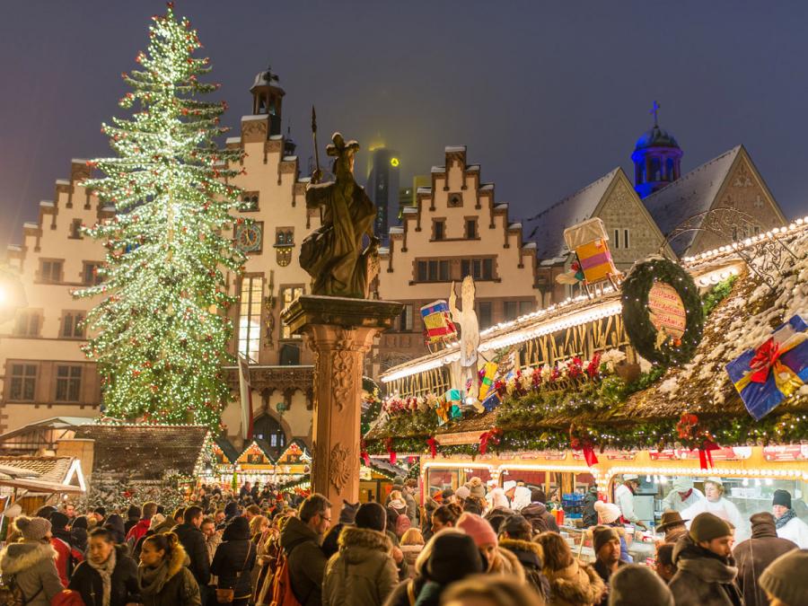Niemcy Jarmark Świąteczny atrakcje opinie gdzie najładniejsze