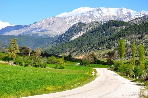 Góry Turcja widoki opinie atrakcje samodzielne zwiedzanie