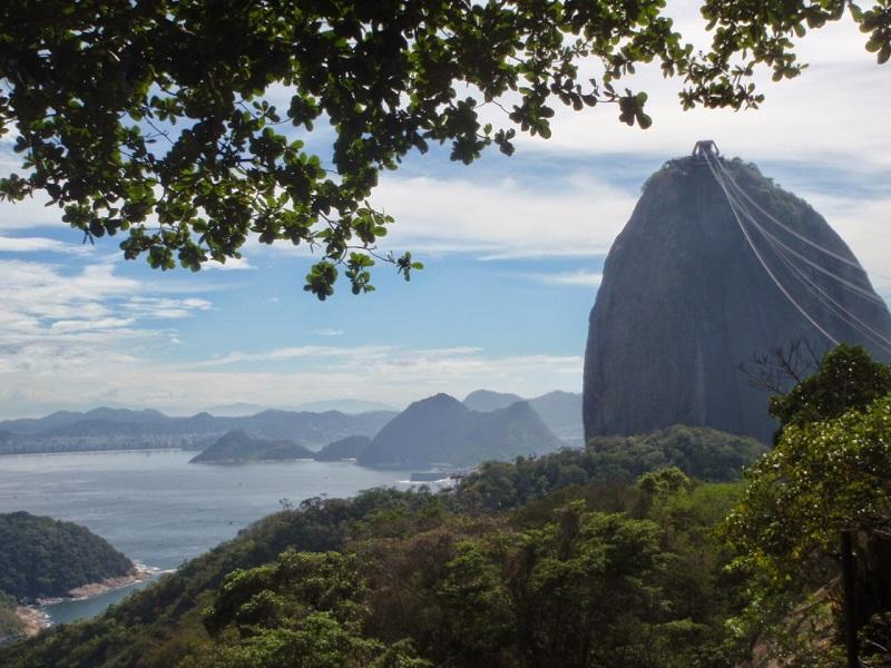 Głowa Cukru Brazylia atrakcje