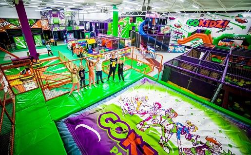 GOkidz!Największa sala zabaw dla dzieci KRAKÓW opinie