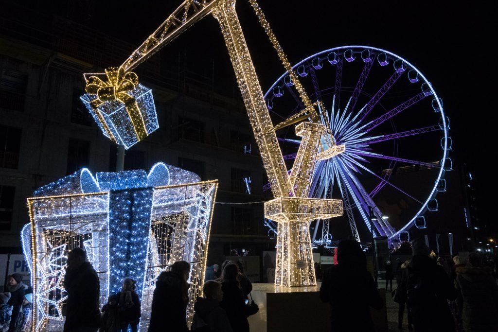 Gdańsk Jarmark Bożonarodzeniowy 2019