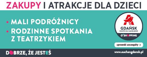 Gdańsk atrakcje dla dzieci - zakupy