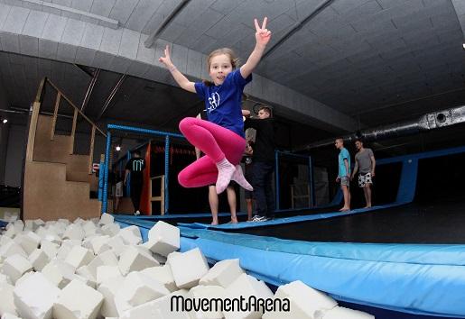 co robić z dzieckiem w Gdańsku rodzinne atrakcje park trampolin stadion energia ceny opinie