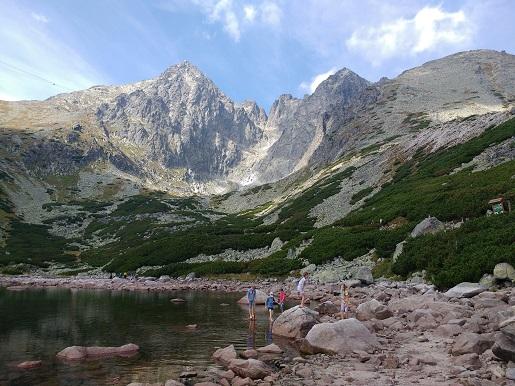 Gdzie w Tatry na weekend z dziećmi latem jakie szlaki Tatrzańska Łomnica czas