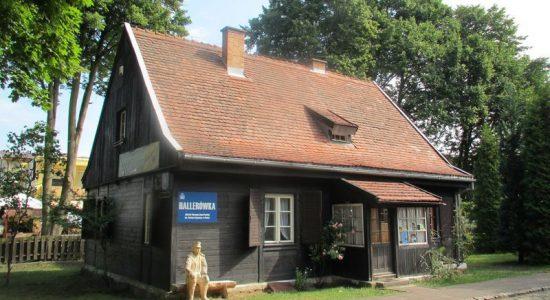 atrakcje dla dzieci Władysławowo Hallerówka