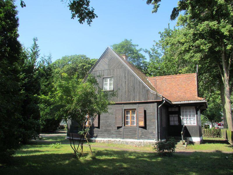 Hallerówka Władysławowo Muzeum atrakcje co zobaczyć opinie