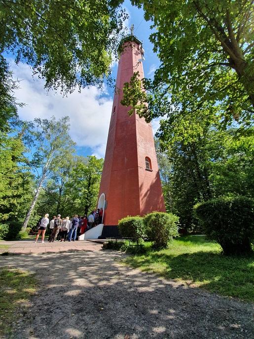 najpiękniejsze latarnie morskie w Polsce nad Bałtykiem HEL