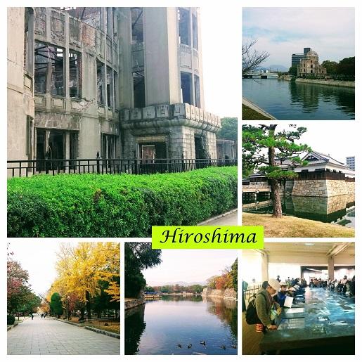 Hiroshima atrakcje zwiedzanie z dziećmi opinie Japonia