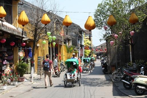 Hoian Wietnam zwiedzanie z dziećmi opinie ceny