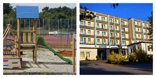 Hotel Astor - majówka dla rodzin z dziecmi Jastrzębia Góra