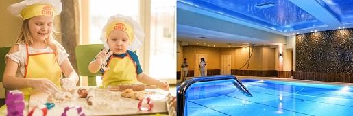 Hotel Dosłońce Spa Boże Narodzenie z dzieckiem oferty 2021 ceny opinie