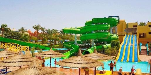 Egipte hotele z wodnym parkiem atrakcje opinie